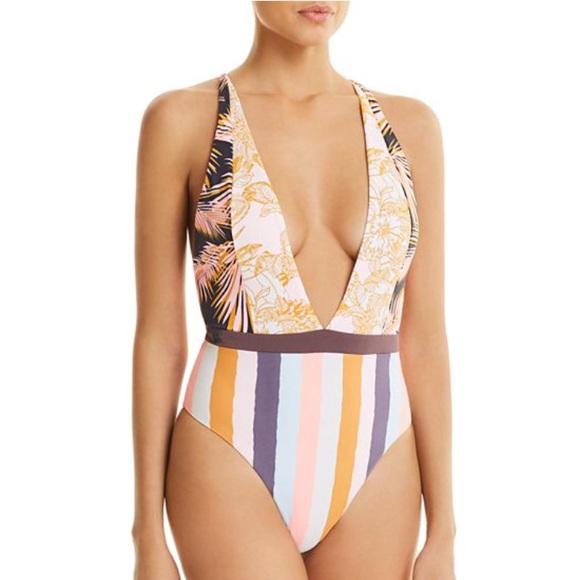 cfcdc460c4f Maaji Swim | Reversible Onepiece Suit Nwt | Poshmark